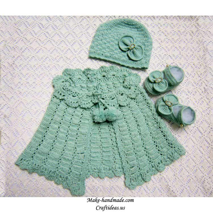crochê bebê cape | Crochet para bbs e crianças | Pinterest ...