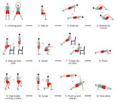 arm exercises without weights - Google Search