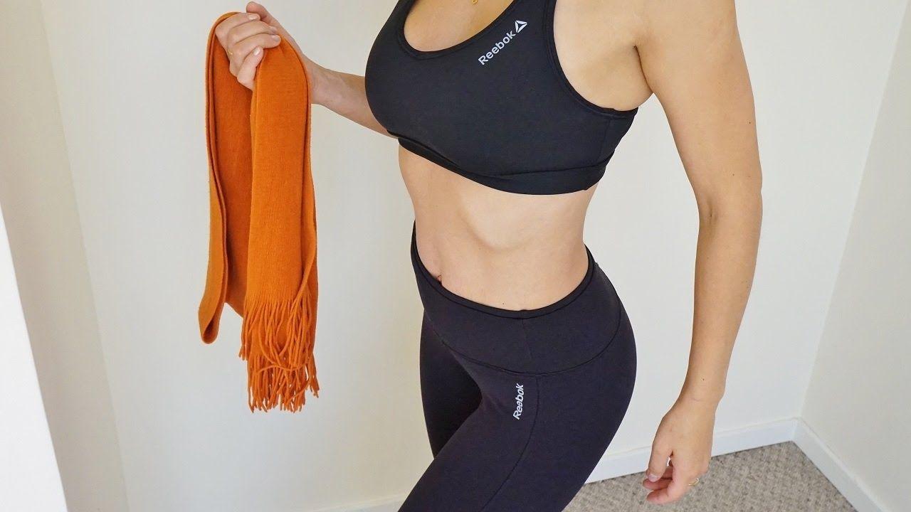 Como adelgazar la cintura musculos del abdomen