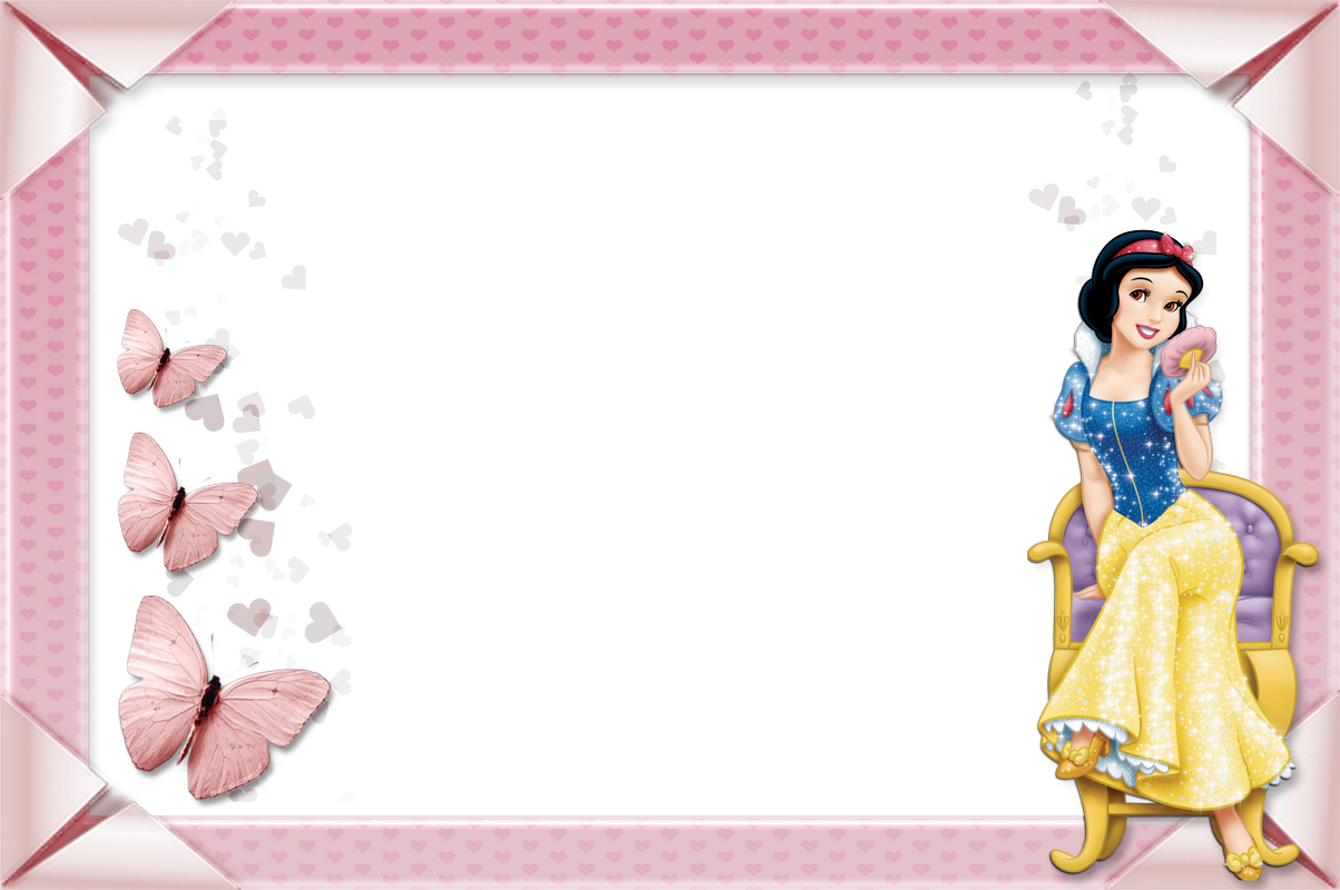 Images of Disney Princess Frame Png - #SpaceHero