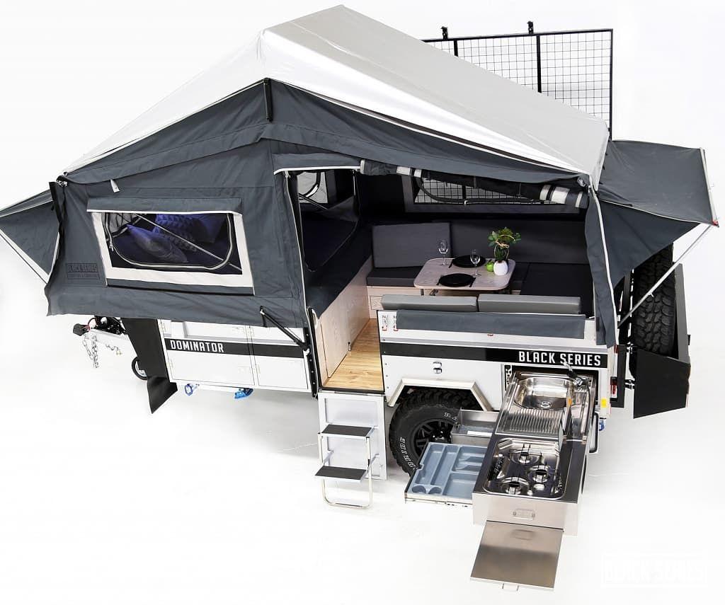 36++ Black series camper trailers High Resolution
