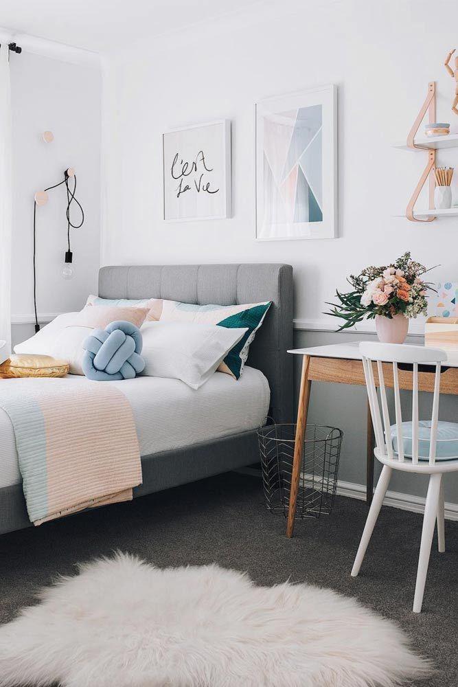 48 Inspiring Teen Bedroom Ideas You Will Love Room Decorations Gorgeous Teen Bedrooms Ideas Minimalist Decoration