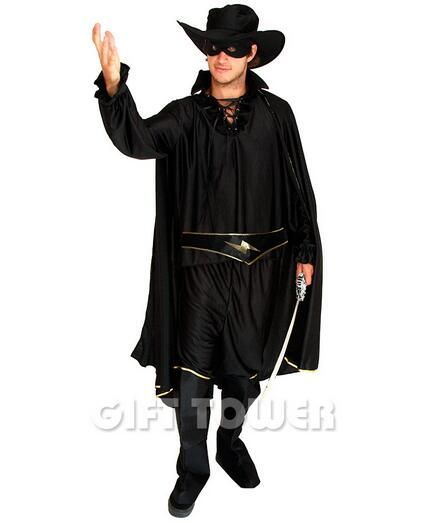 Cheap halloween costume adult Buy Quality costume adult directly from China mens halloween costumes Suppliers Manu0027s Halloween Costumes Adult Cosplay Zorro ...  sc 1 st  Pinterest & Click to Buy u003cu003c Manu0027s Halloween Costumes Adult Cosplay Zorro Clothes ...