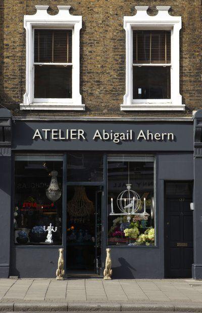 Atelier Abigail Ahern, Islington, London ♦cM