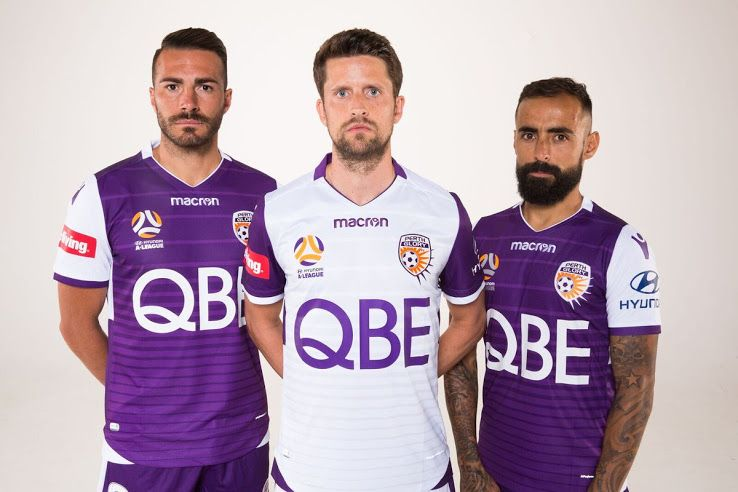 da51a0206d6 2017-18 A-League Kit Special - Here Are All New Australian League Jerseys