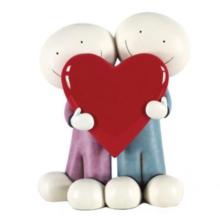 i love you this much ii sculpturedoug hyde
