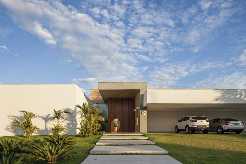 Easy Modern Day Home - Casa TB By Aguirre Arquitetura   Dream Home