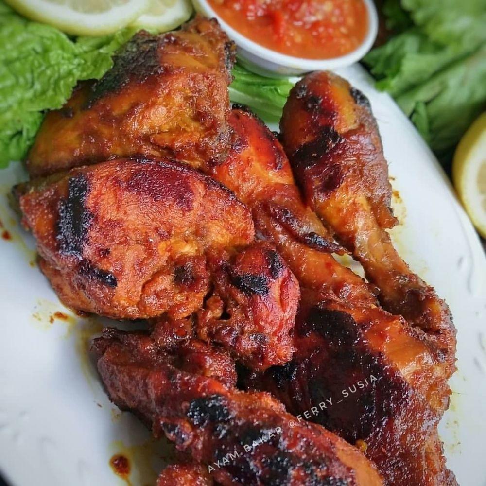 14 Resep Cara Membuat Ayam Bakar Instagram 1001resepandalan Siska Dewi Lestari Di 2020 Resep Resep Ayam Panggang Resep Masakan Indonesia