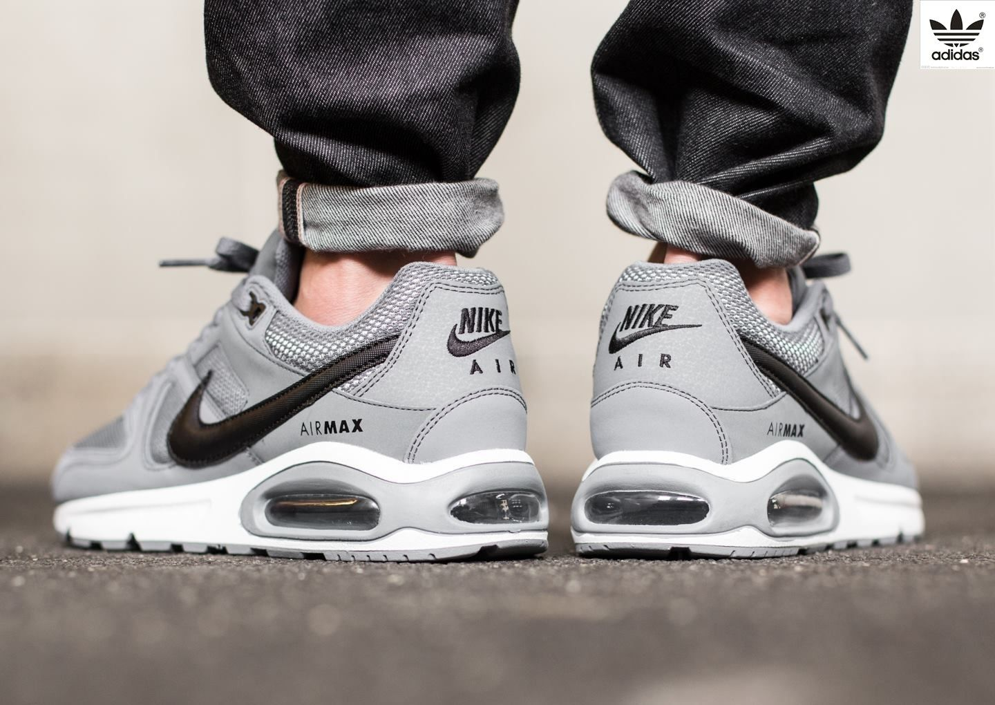 Nike Air Max Command: Cool Grey | Styling tips in 2019