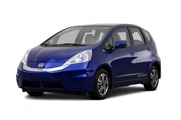 2013 Honda Fit EV Review   Ecoustics.com