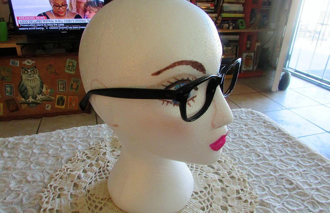 Vintage Chunky Eyeglass Frames/Vintage Eyewear/Vintage Safilo ...