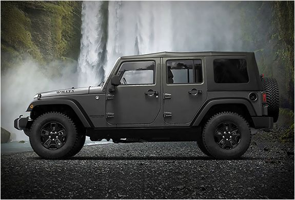 Mac Haik Jackson >> Jeep Wrangler Willys Wheeler Edition | Jeeps, Cars and Vehicle