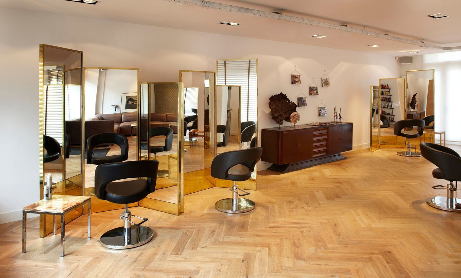 The Building Hair Salon Picture Gallery Salon Pictures Hair