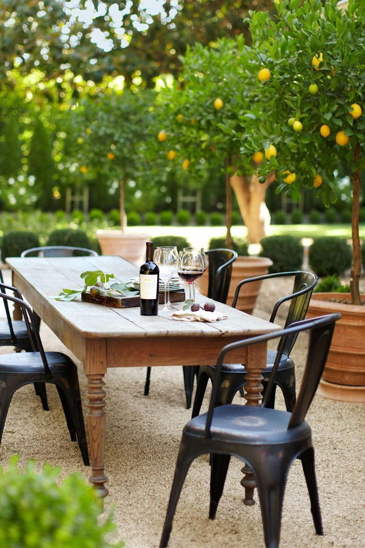 55 Landscaping Ideas To Steal For A Magical Outdoor Space In 2020 Backyard Dining Outdoor Dining Spaces Backyard Dining Area