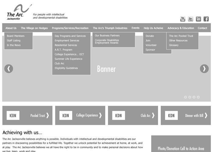 wireframe website - Pesquisa Google | Wireframe - WebDesign ...
