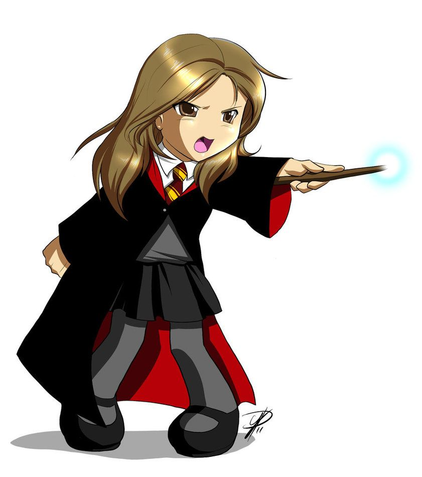 Image result for hermione clipart