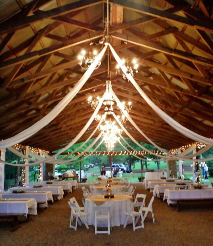 Outdoor Wedding At Twin Creeks Lake Pavilion
