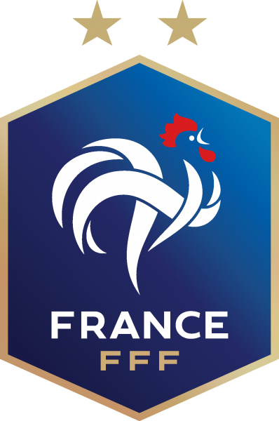 French Football Federation France National Football Team Logo