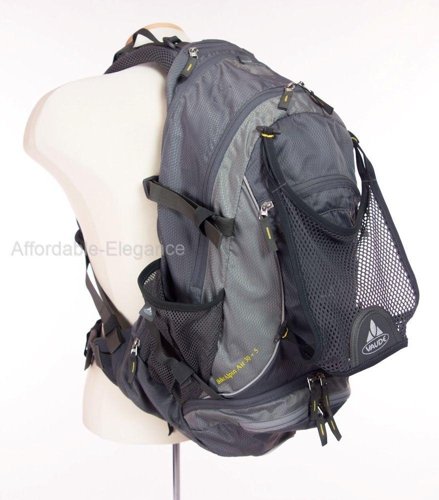 Vaude Backpack Bike Alpin Air 30 5 Gray Orange Cover Hike Travel Gear Mint Vaude Yoga Activewear Lululemon Yoga Travel Gear