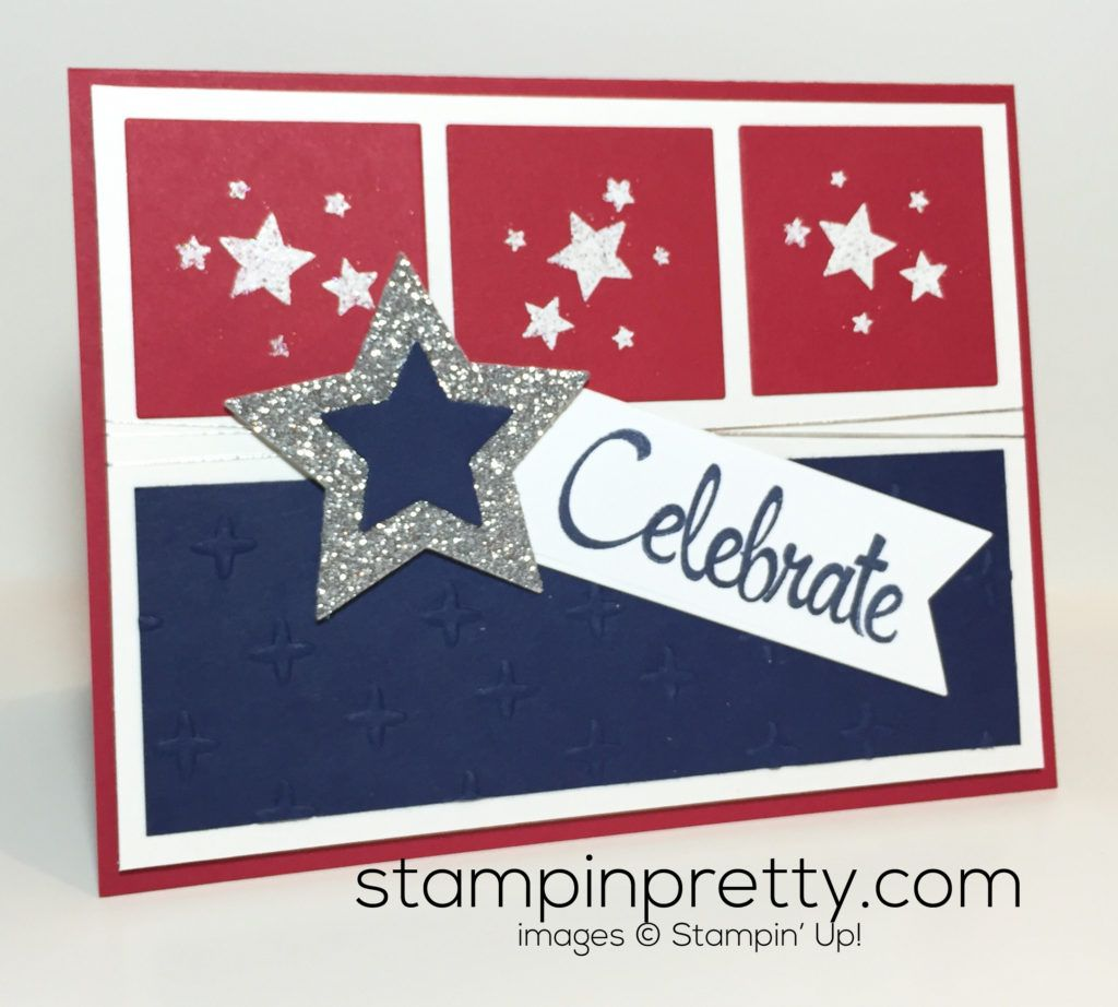 Happy 4th Of July A Rug Inspired Todays Patriotic Card Idea Over 1000 Ideas Daily Paper Crafting Tips On My Stampin Pretty Blog