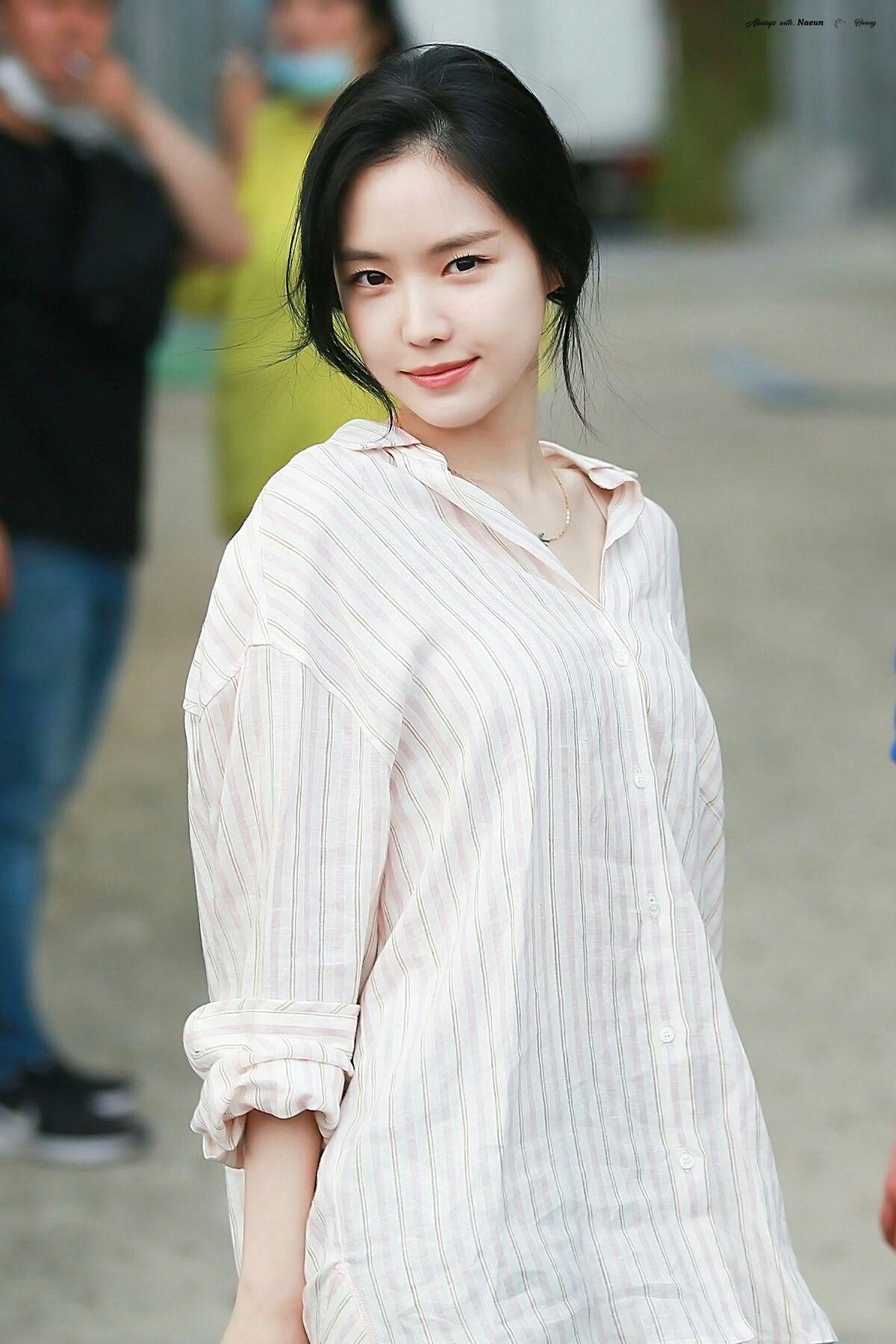 Pin di Son Na Eun of Apink