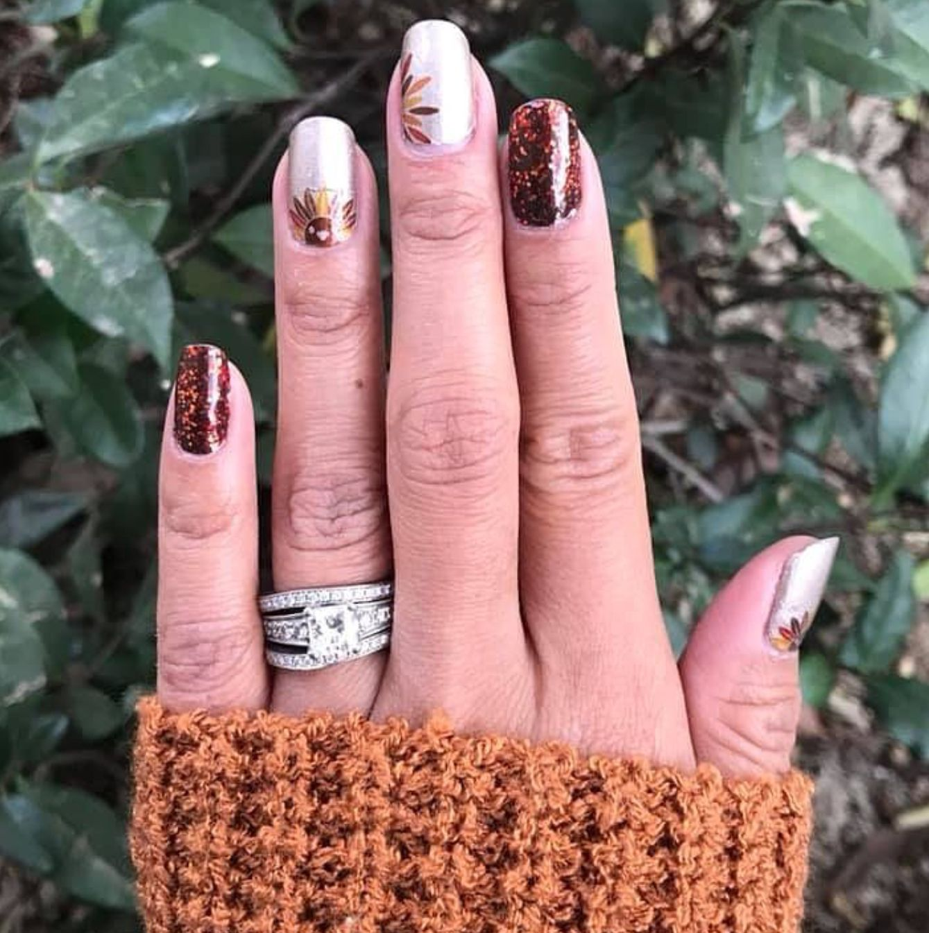 Turkey Trot & Thank Heavens for Stylists | Color street ...