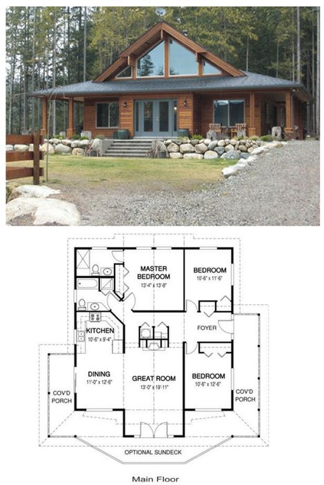 House Plans The Juneau 1 In 2020 Craftsman Style House Plans Ranch Style House Plans House Plans