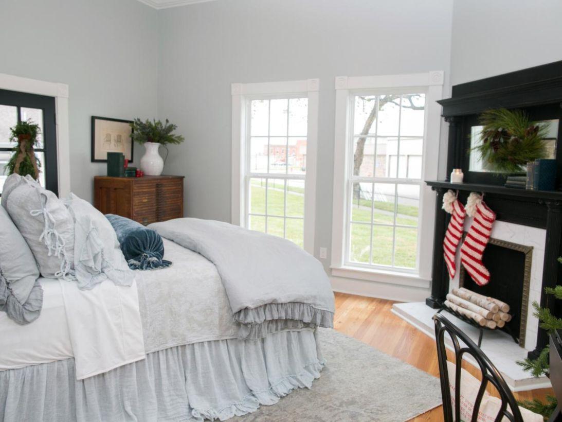 Master bedroom ideas   Beautiful Farmhouse Master Bedroom Ideas For Couples  Farmhouse