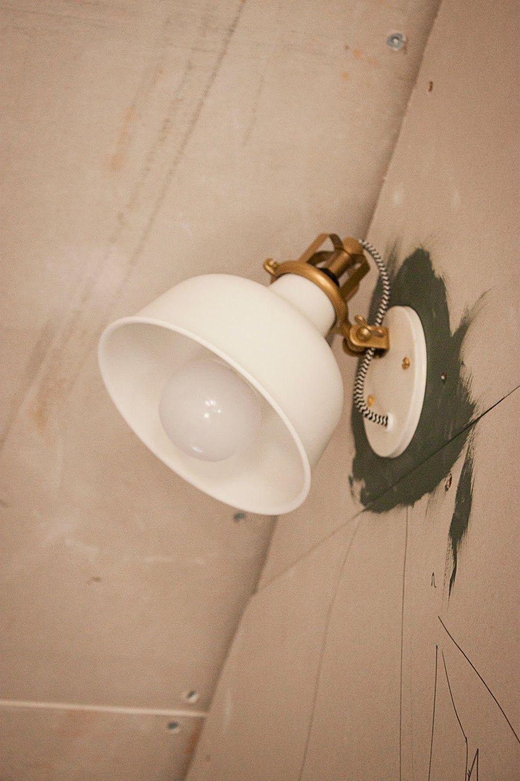 1935 Renovation notes Ranarp hack Lighting Pinterest
