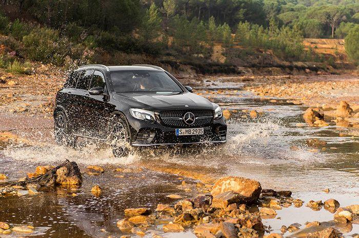 Giá Xe Mercedes GLC 250 - 0945 777 077: GIÁ XE MERCEDES GLC 43 AMG 2017 VỪA RA MẮT CỦA MERCEDES BENZ.