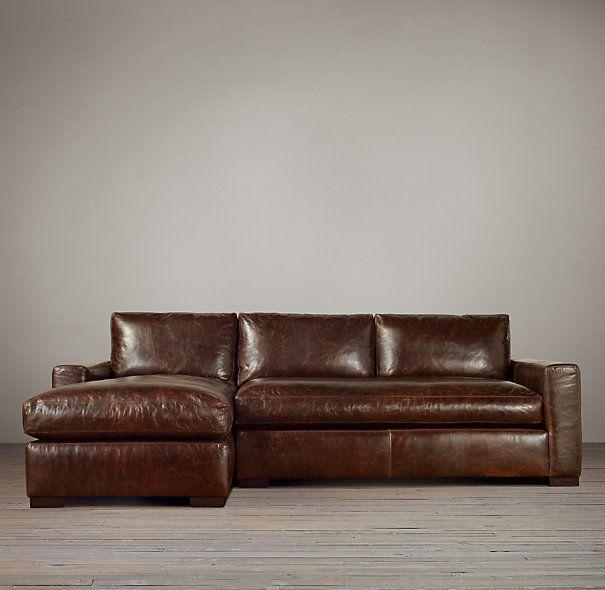 Restoration Hardware Leather Sofa Restorationhardware Com Leather Sleeper Sofa Chaise Sofa Leather Sofa