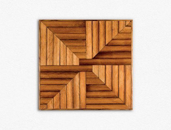 Wood Wall Art ~ Reclaimed Wood Wall Art ~ Wall Art ~ Wooden Wall Art - pared de madera