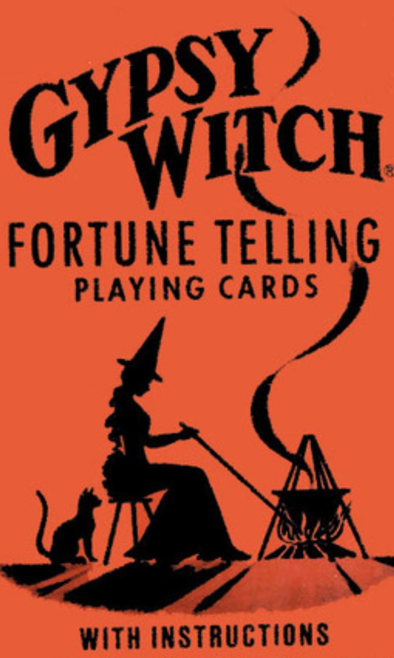 witchcraft .
