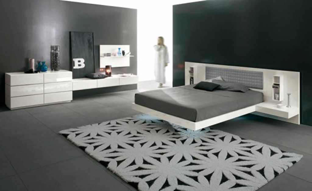 Ultra Modern Bedrooms love this what could make it better if it