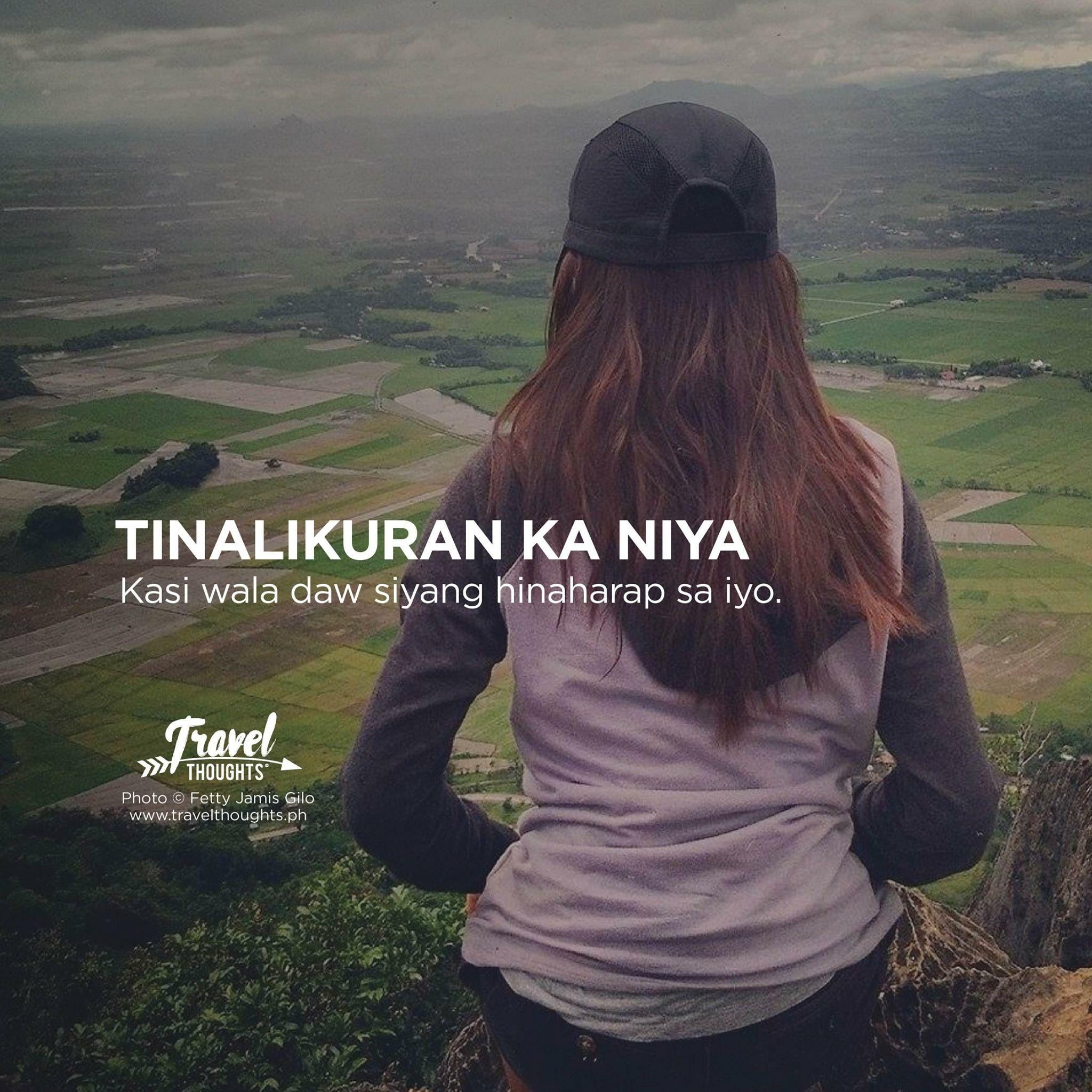 Move On Na Daw Bes Hugot Tagalog Quotes Hugot Quotes Hugot