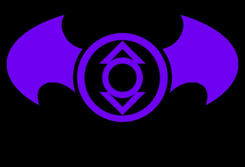 all lantern logo batman indigo lantern batman logo idea
