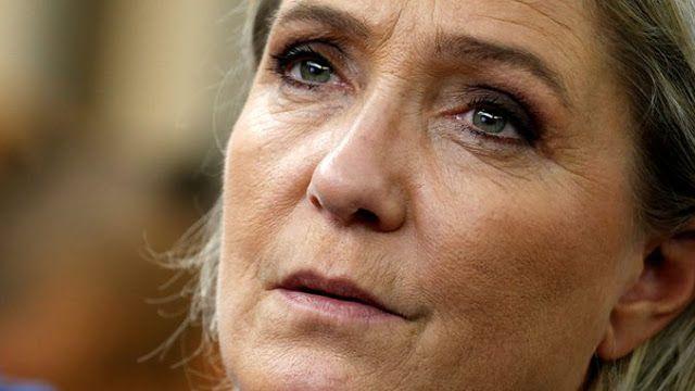 """Alt-Right Brasil: Le Pen """"Vou Lutar contra a Nova Ordem Mundial Até ..."""