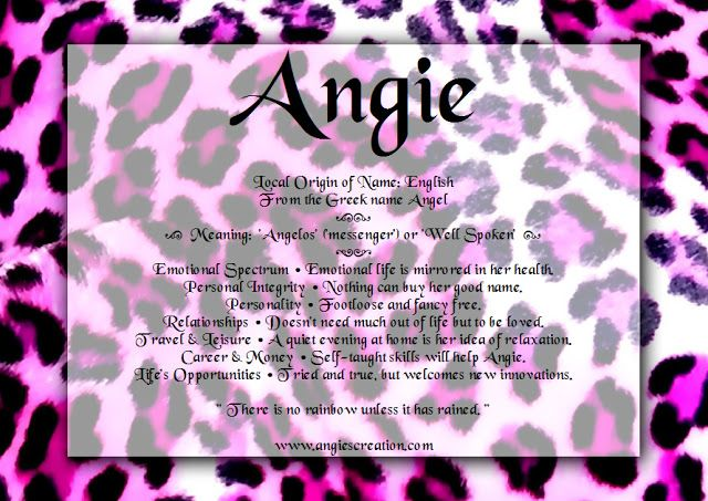 Angies Creation: Search results for angie | Angies Creation is a hub