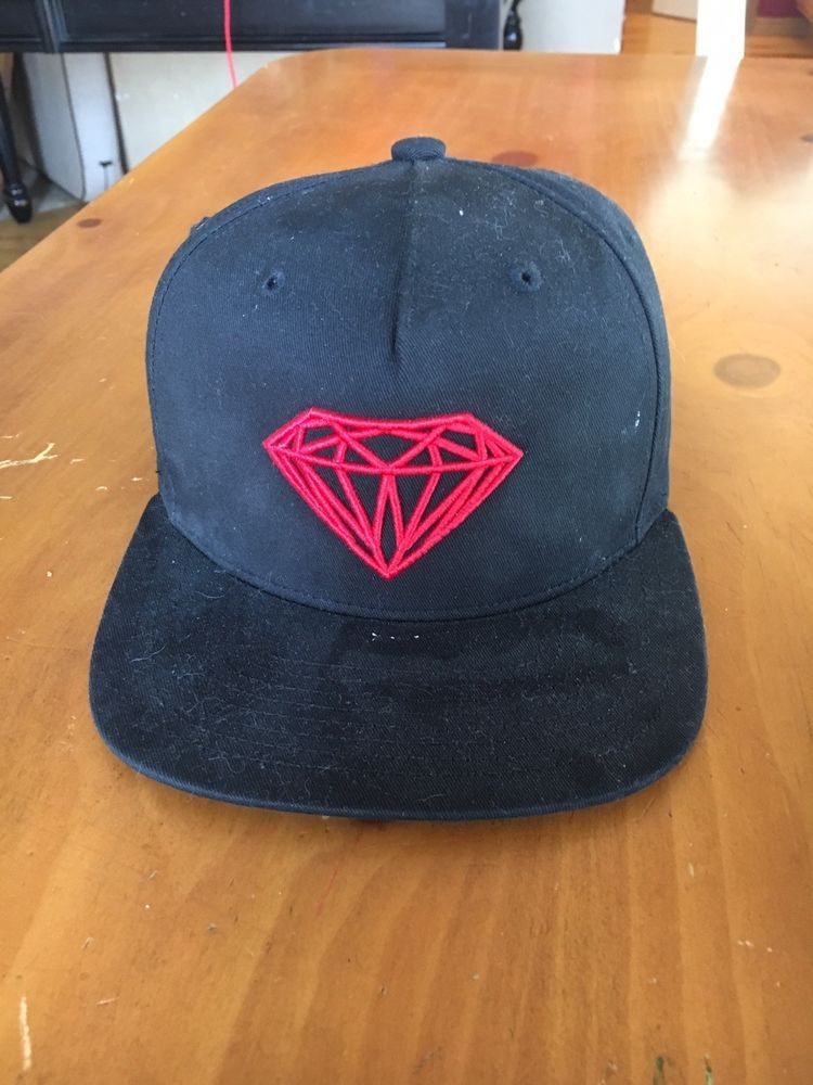 Diamong Supply Co Flatbill Snapback  fashion  clothing  shoes  accessories   mensaccessories  hats (ebay link) 6ff14dff6f3f