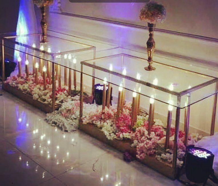 تأجير طاولات للاستقبال الكويت 98868829 الانجاز للضيافة Ceiling Lights Decor Home Decor