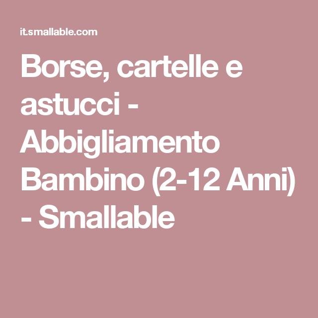 Borse, cartelle e astucci - Abbigliamento Bambino (2-12 Anni) - Smallable