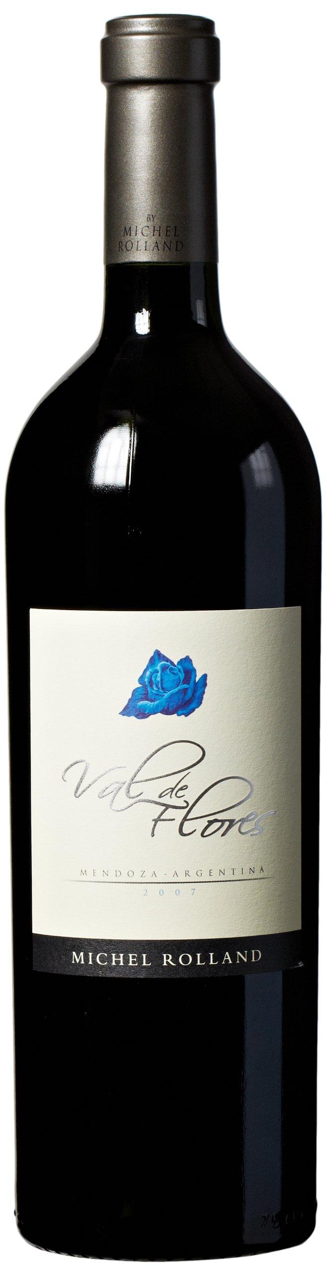 Michel Rolland Val De Flores Malbec Vista Flores Argentina Malbec Vinos Vinos Argentinos