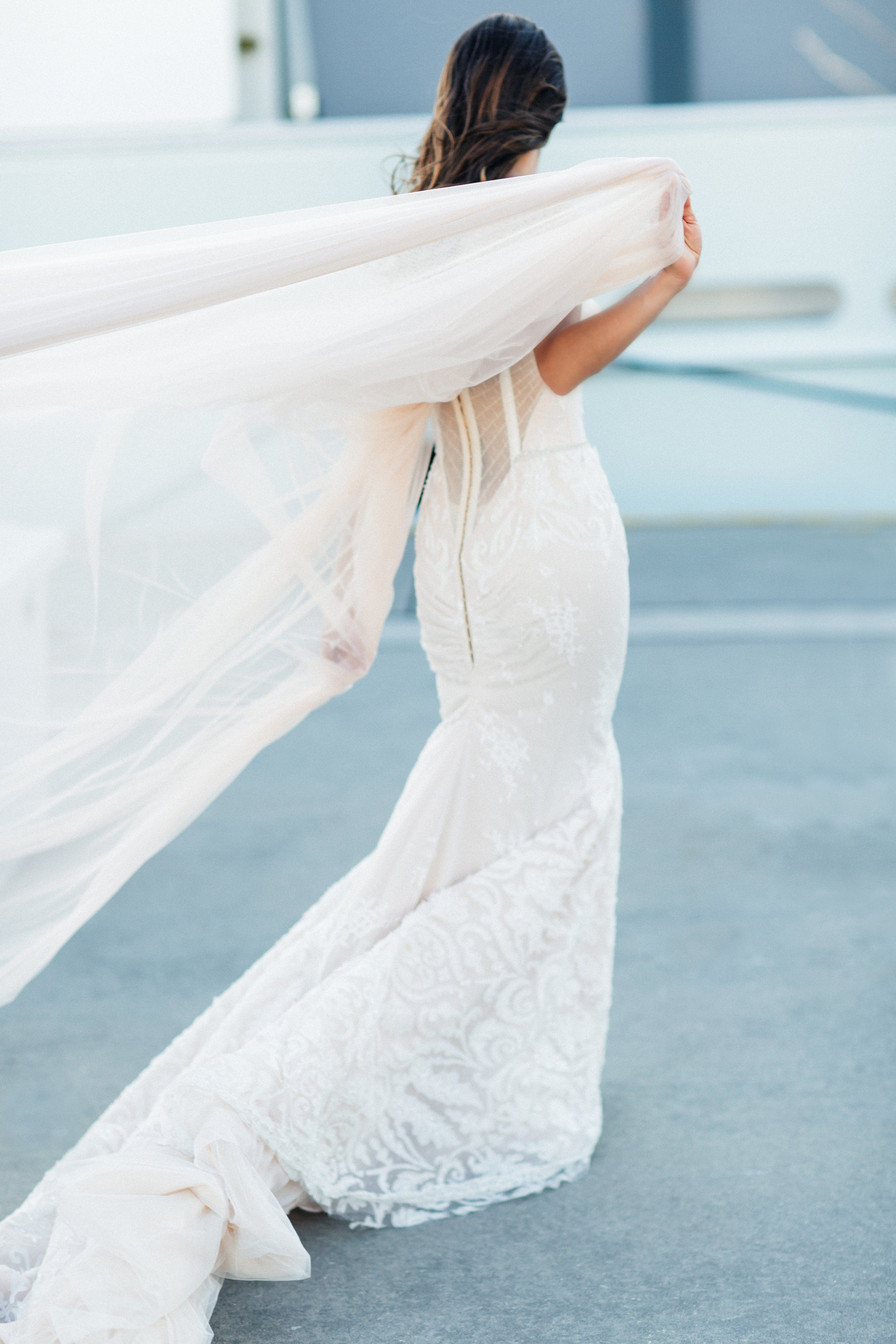 Would You Wear a Different Wedding Dress If You Had the Chance?