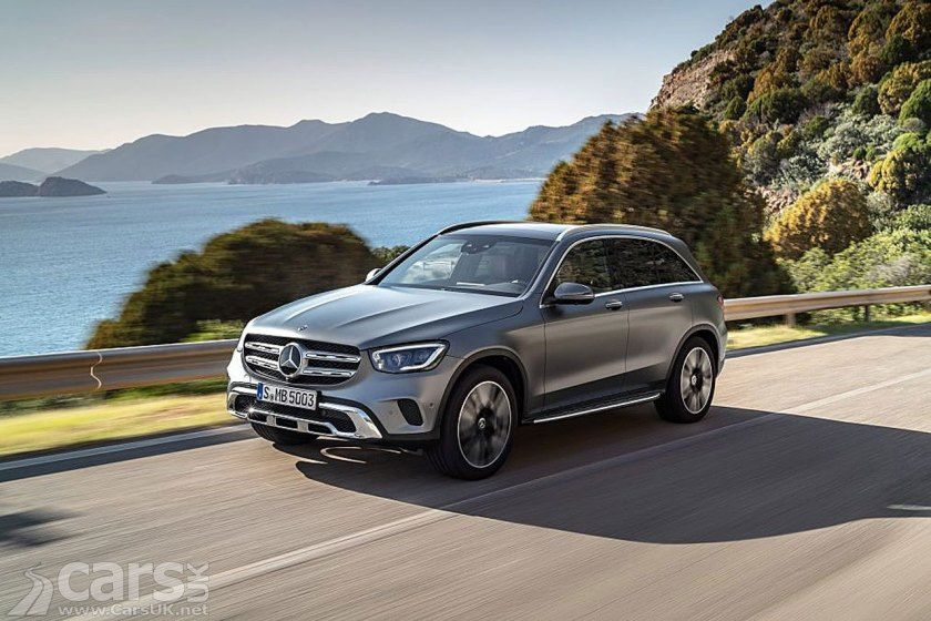 New Mercedes Glc And Glc Coupe Uk Prices And Specs Announced