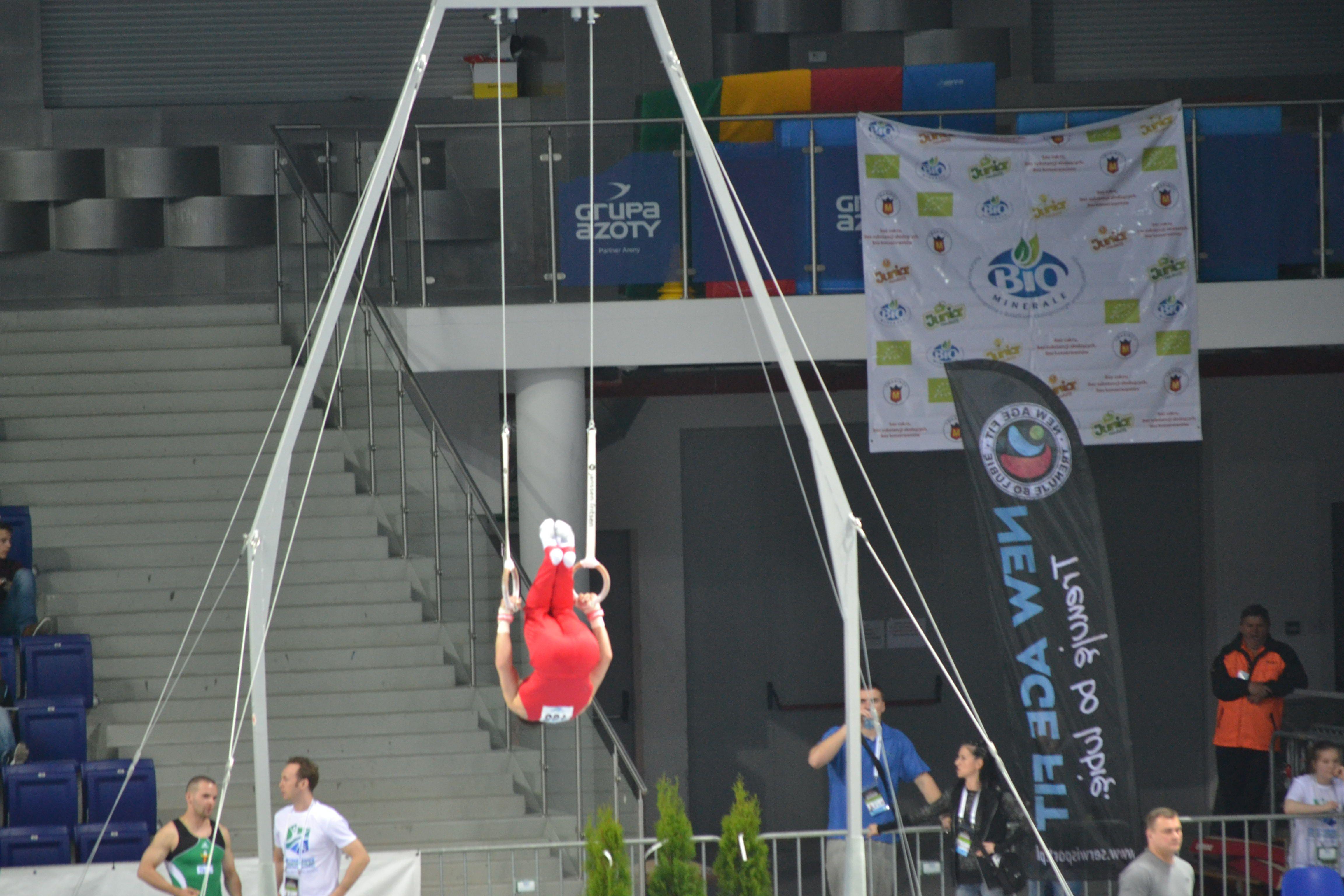 Międzynarodowe Mistrzostwa Polski w gimnastyce sportowej. Weekend pełen emocji i bardzo udane Mistrzostwa z BioMinerale Junior.