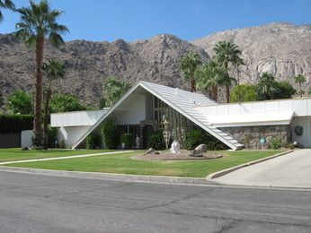 Palm Springs Modern Architecture Tours One Of World S Largest And Best Preserved Concentrations Modernist Is A Living Museum