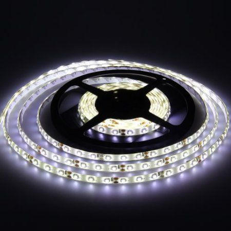 Generic Led Strip Light Waterproof Led Flexible Light Strip 12v With 300 Smd Led 3258 Cool White Strip Lighting Led Strip Lighting Flexible Led Strip Lights