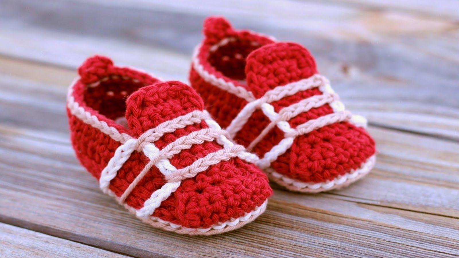 Resultado de imagen para agripina tejidos | zapatos bebe | Pinterest ...