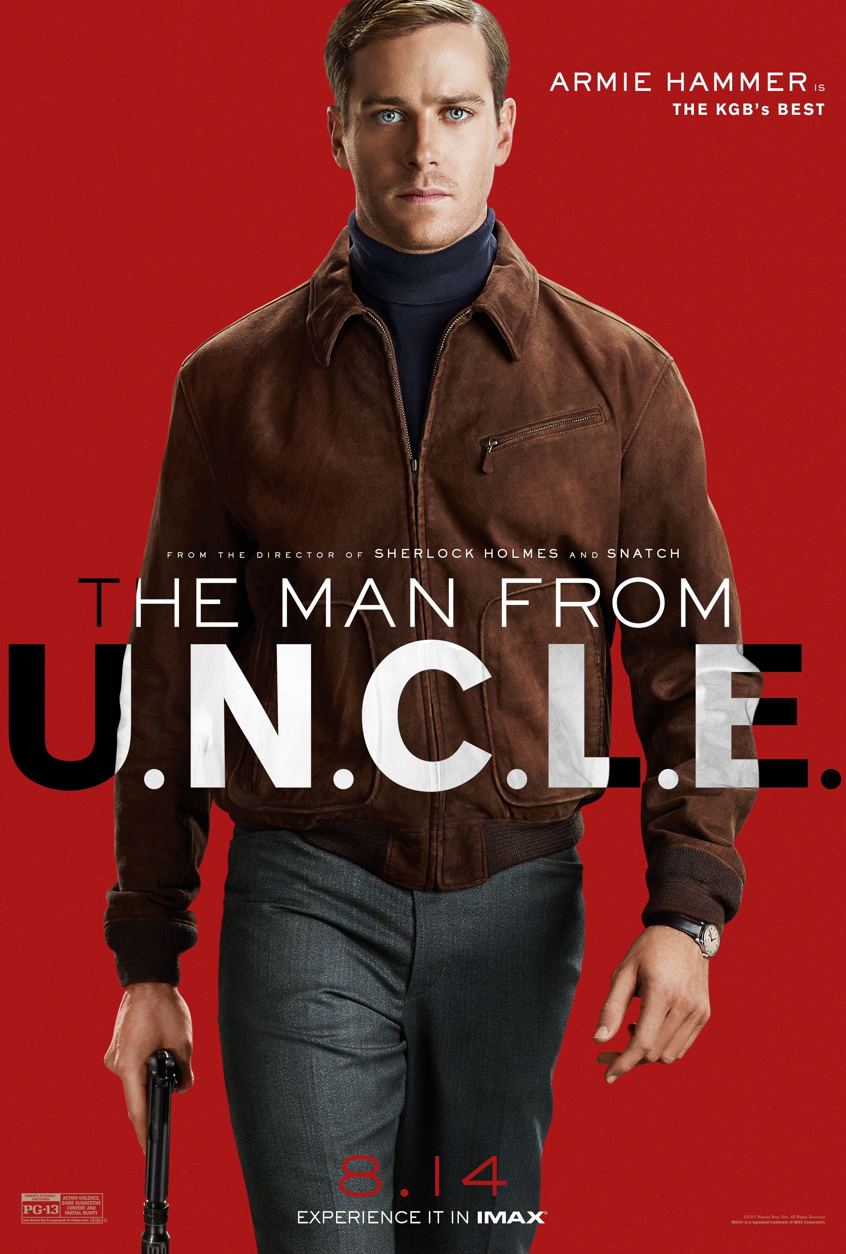 Having The Letterforms Content Or Appearance Change Around The Will Of The Subject Matter In This Poster Re The Man From Uncle Uncle Movie Man From Uncle Movie