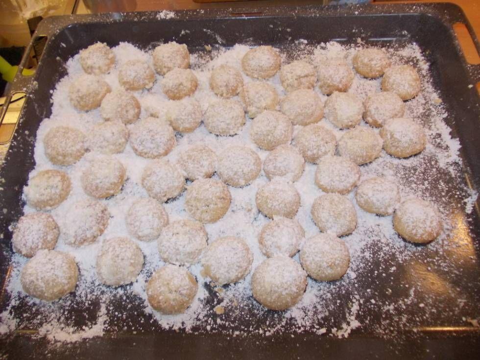 Sneeuwbalkoekjes recept   Smulweb.nl